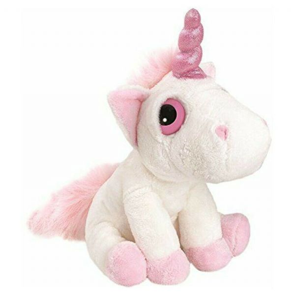 Li'l Peepers Plush Unicorn, medium.  Suki.